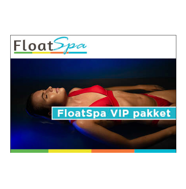 FloatSpa VIP arrangement