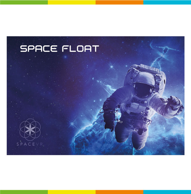 space floaten